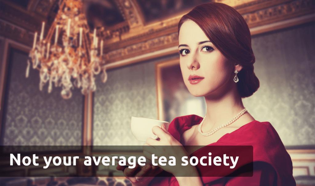 average tea society